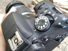 Canon 750d & kit lens