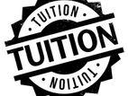 বাসায় গিয়ে পড়াতে চাই Tuition Needed