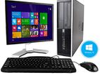 "500GB || 4GB Core 3 Desktop' Set & 20"" DELL Monitor"