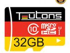 Micro SD Cards Teutons,Life time warrenty