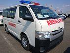 Toyota Hiace GL AMBULANCE OFFER 2015