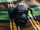 CANON 200D+50mm Prime lens
