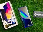 Samsung Galaxy A50 4/64 Fullbox (Used)