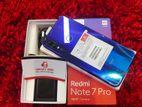Xiaomi Redmi Note 7 Pro 4/64gb (blue) (Used)