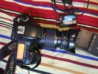 Canon 7D Body 18-55mm Lens