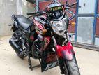 Yamaha FZS Double accelater 2014