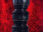 Almost New Canon 50mm 1.8 #STM