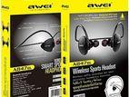 Awei A847BL Wireless Bluetooth Headphones