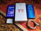 Huawei Y9s 3/33 GB একদাম (Used)