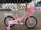 """Notun Cycle Baby Girls 16"""" & 20"""""""