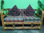 Best quality Cane Sofa set (fresh condition)