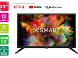 """32""""ANDROID 4K 32""""smart INTERNET HD LED 12,YEAR WARRANTY"""