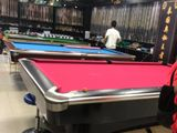 Gold crown V pool table