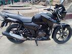 TVS Apache RTR Black 2014