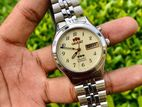 Exclusive ORIENT Mash Yellow Automatic JAPAN MADE WATCH