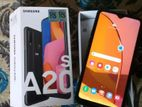 Samsung Galaxy A20 Ram.3 Rom 32 (Used)