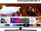 """Samsung RU7400 55"""" Voice Remote Smart TV"""