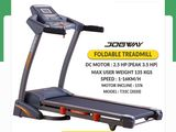 JOGWAY T33C (DC 2.5HP continues 3.5 Peak) Foldable Motorized Treadmill