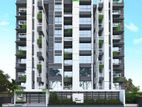 1140 sft almost ready Apartment @ Mansurabad R/A