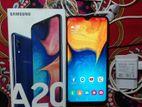 Samsung Galaxy A20 Full Box (Used)