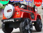 Children's Double seats Electric Jeep ride on