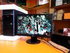 """Desktop i5 with LED19""""/"""