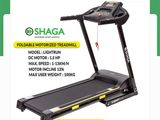 SHAGA LIGHTRUN MOTORIZED TREADMILL