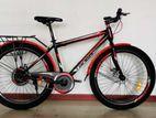 "26"" TANGO M.T.B single Speed Bicycle"