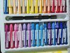 TiTi 55 oil pastels