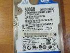 100% Fresh and original WD Blue 500Gb Hard-Disk..