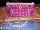Handmade Ladies bag হ্যান্ড মেড লেডিস ব্যাগ