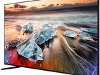 "Samsung 65""RU7100 UHD 4K Smart Internet TV."