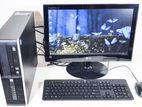 "LG 22"" LED 500GB 4GB Total Desktop Computer Set.."