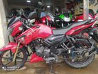 TVS Apache RTR double disk 2017
