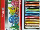 TiTi 12 colours oil pastels