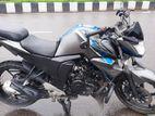 Yamaha FZS motorbike 2019