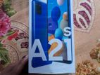 Samsung A21s sell for mobile (Used)