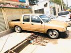 Toyota Hilux double cabin auto 1993
