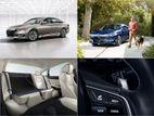 Honda Accord Hybrid Remote Engine 2020