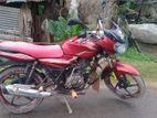 Bajaj Discover red 2016