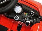 Mercedes Benz riding toy E-car for Boys &Girls
