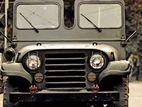 Toyota Military Edition 1987
