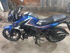 Honda Hornet blue 2019
