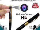 স্পাই পেন ক্যামেরা Full HD- Spy Pen Camera-গোপন ভিডিও ক্যামরা