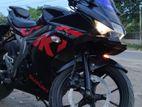 Suzuki GSX -R Black 2018