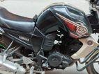 Yamaha FZS black 2013