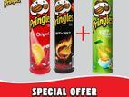 Pringles Buy 2 Get 1 Free