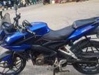 Bajaj Pulsar AS 150 Blue 2016