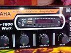 Amplifier system ( transistor )