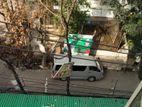 8katha west facing solid land sale@ Baridhara diplomatic zone